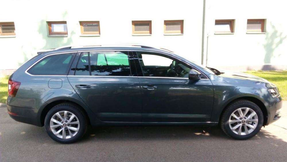 Škoda Octavia combi diesel business k zapůjčení