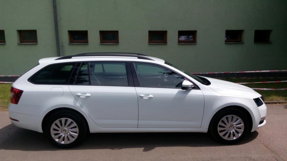 Škoda Octavia combi ke krátkodobému pronájmu