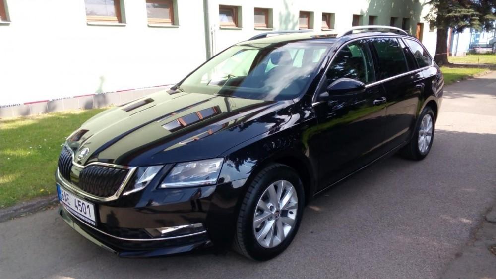 Vůz Škoda Octavia combi diesel business