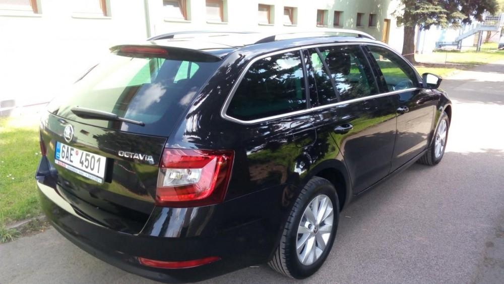Škoda Octavia combi diesel business k půjčení