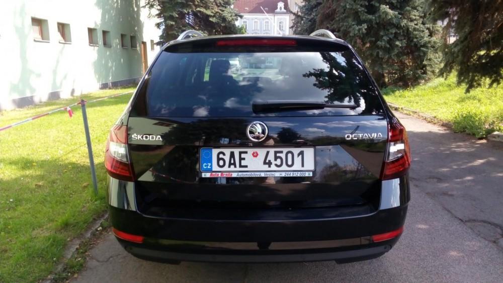Škoda Octavia combi diesel business k pronajmutí