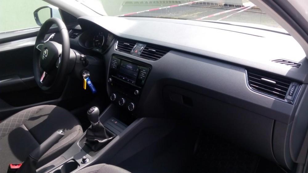 Výbava Škoda Octavia combi diesel basic