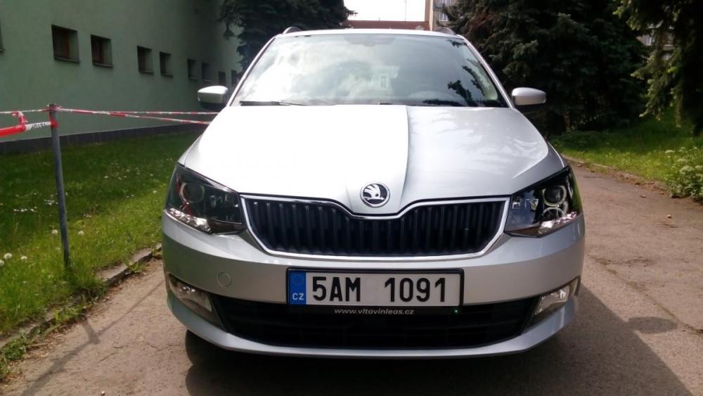 Model Škoda Fabia combi k půjčení