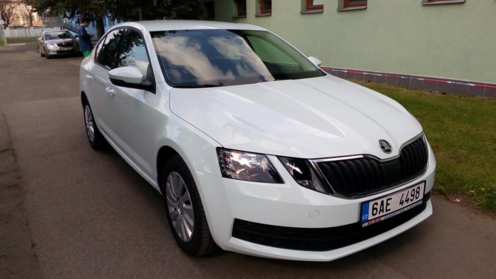 Škoda Octavia diesel