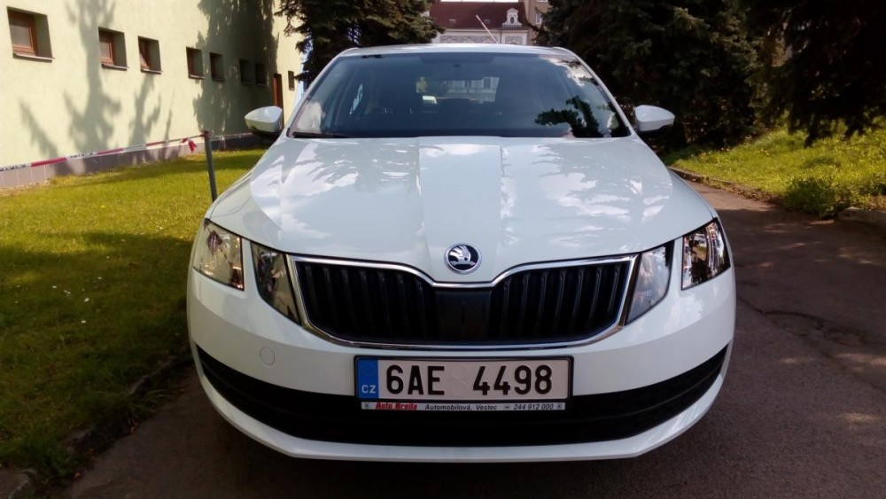 Škoda Octavia diesel č.7