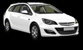 Opel Astra Combi diesel