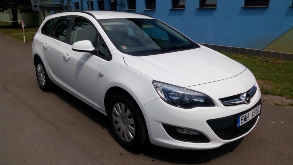 Opel Astra combi diesel č.1
