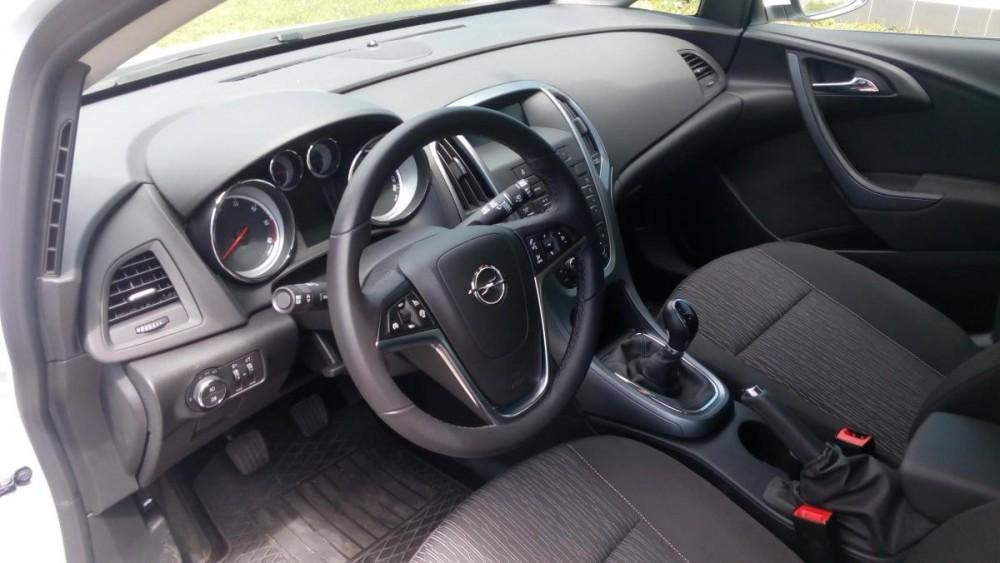 Opel Astra combi diesel č.8