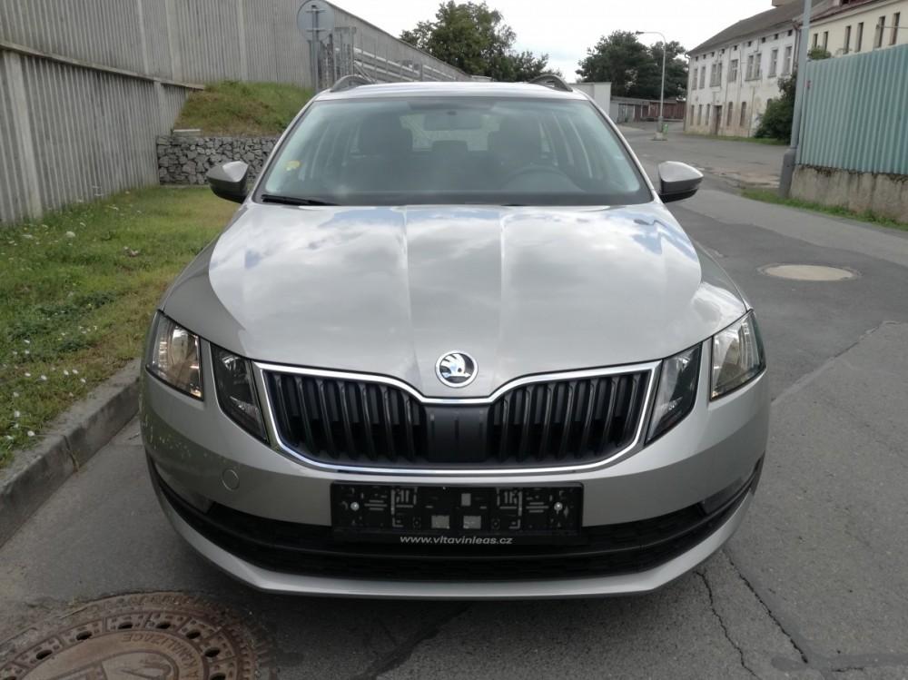 Škoda Octavia combi comfort  č.7