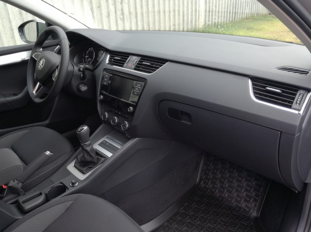 Škoda Octavia combi comfort  č.12
