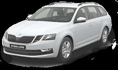 Škoda Octavia combi comfort