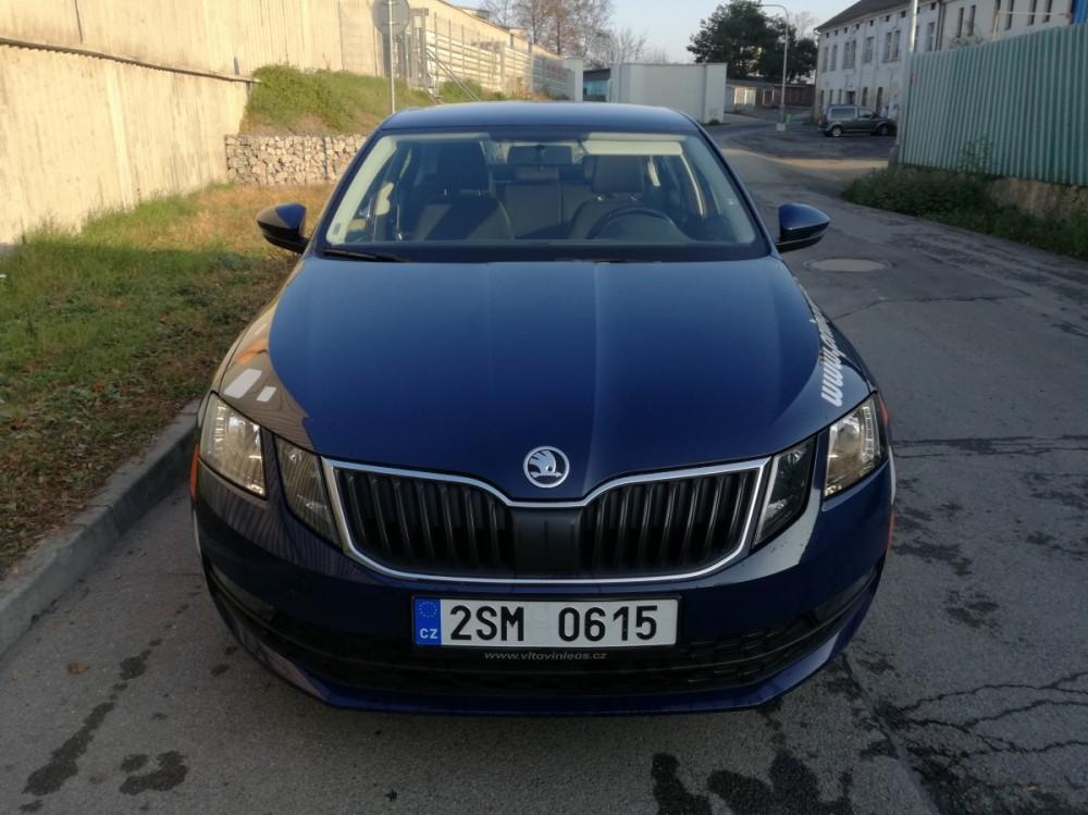 Škoda Octavia PROMO č.9