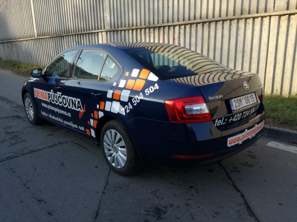 Škoda Octavia PROMO č.3