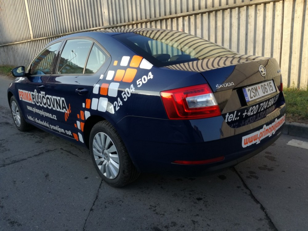 Škoda Octavia PROMO č.4