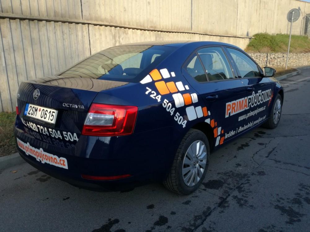 Škoda Octavia PROMO č.6