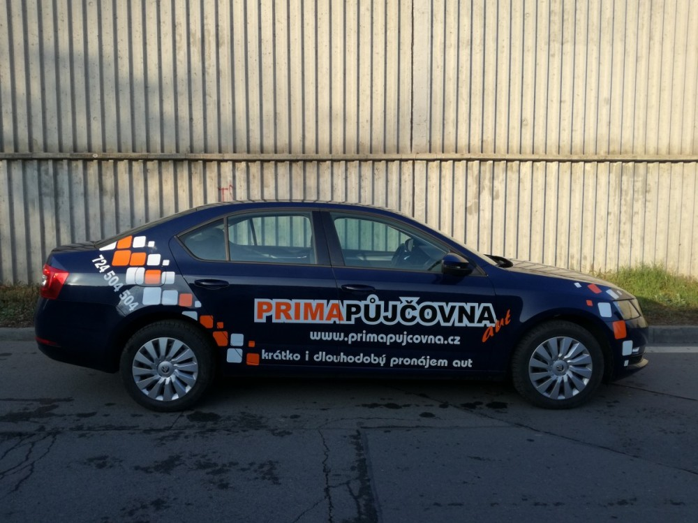 Škoda Octavia PROMO č.7