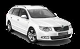 Škoda Superb combi diesel