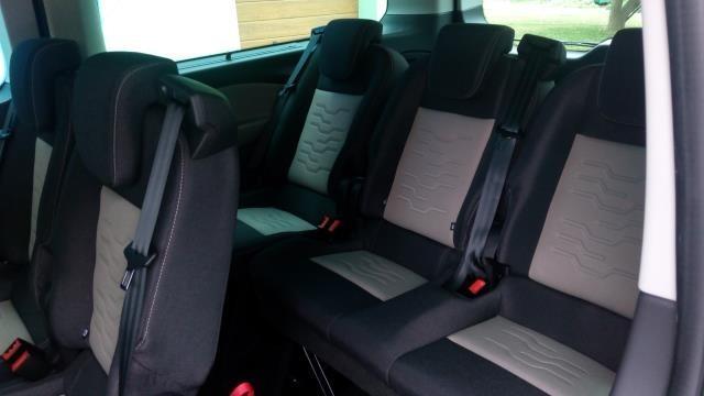 Zadní sedačky Ford Tourneo